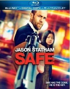 [Blu-ray] Safe「洋画 DVD アクション」