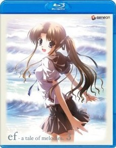 [Blu-ray] ef - a tale of melodies. 3「邦画アニメ」