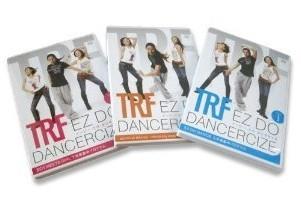 [DVD] TRF イージー・ドゥ・ダンササイズ 3枚組「洋画 DVD スポーツ・フィットネス」