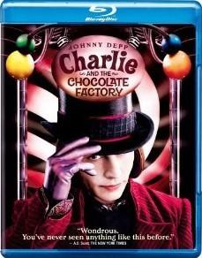 [Blu-ray] チャーリーとチョコレート工場「洋画 DVD ファンタジー」