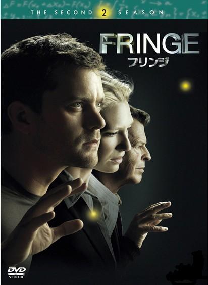 [DVD] FRINGE フリンジ DVD-BOX シーズン2