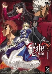 [Blu-ray] Fate/stay night