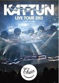 [DVD] KAT-TUN LIVE TOUR 2012 CHAIN at TOKYO DOME「邦画 DVD 音楽」