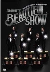 [DVD] BEAST/The Beautiful Show In Seoul Live DVD「洋画 DVD 音楽」