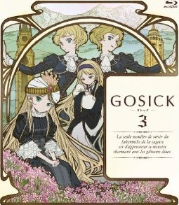 [Blu-ray] GOSICK-ゴシック- 第3巻