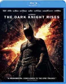 [Blu-ray] ダークナイト ライジング
