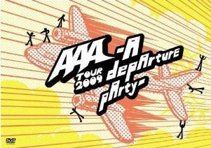 [DVD] AAA TOUR 2009-A DEPARTURE PARTY-