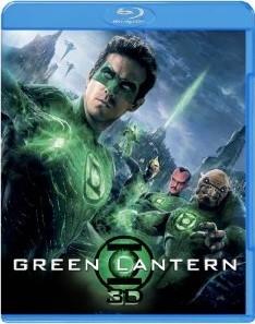 [3D&2D Blu-ray] グリーン・ランタン