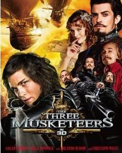 [3D&2D Blu-ray] 三銃士/王妃の首飾りとダ・ヴィンチの飛行船