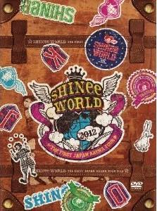 "[DVD] SHINee THE FIRST JAPAN ARENA TOUR ""SHINee WORLD 2012"