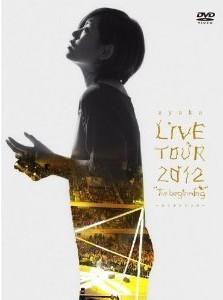 [DVD] 絢香 LIVE TOUR 2012