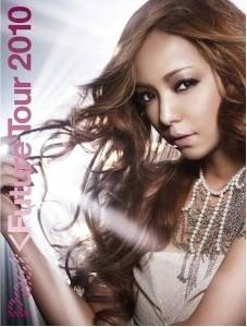 [DVD] namie amuro PAST < FUTURE tour 2010