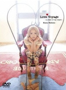 [DVD] Love Voyage ~a place of my heart~