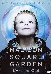 [DVD] WORLD TOUR 2012 LIVE at Madison Square Garden