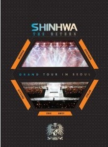 "[DVD] 2012 SHINHWA GRAND TOUR IN SEOUL""THE RETURN"""