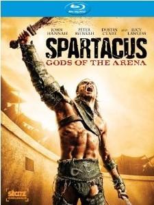 [Blu-ray] スパルタカス ゴッド・オブ・アリーナ