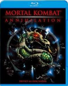 [Blu-ray] モータル・コンバット2