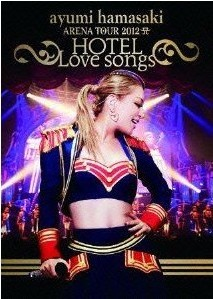 [DVD] ayumi hamasaki ARENA TOUR 2012 A(ロゴ) ~HOTEL Love songs~