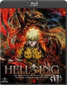 [Blu-ray] HELLSING VII