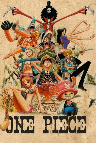[DVD] ワンピース ONE PIECE 542-586