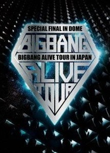 [DVD] BIGBANG ALIVE TOUR 2012 IN JAPAN SPECIAL FINAL IN DOME -TOKYO DOME 2012.12.05-