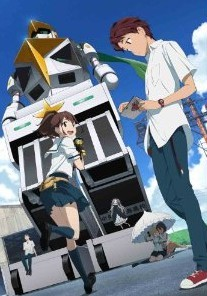 [DVD] ROBOTICS;NOTES
