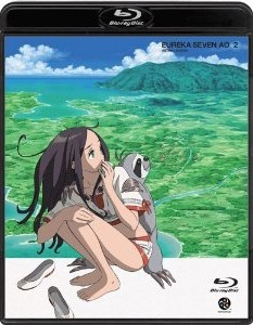 [Blu-ray] エウレカセブンAO 2