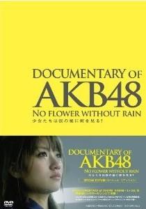 [DVD] DOCUMENTARY OF AKB48 NO FLOWER WITHOUT RAIN 少女たちは涙の後に何を見る?