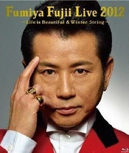 [Blu-ray] Fumiya Fujii Live 2012 ~Life is Beautiful & Winter String~