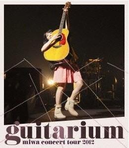 [Blu-ray] miwa concert tour 2012