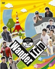 [DVD] PM&2AM Wander Trip Vol.1-Vol.6