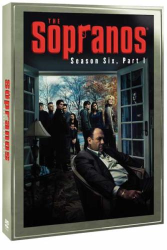 Sopranos  シーズン6 - Part 1&2