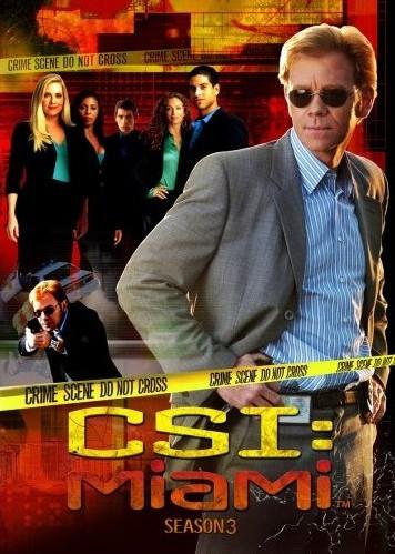 CSI:マイアミ シーズン3