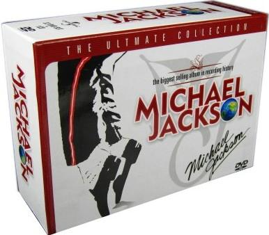 Michael Jackson: THE Ultimate Collection DVD-BOX「海外ミュージック」