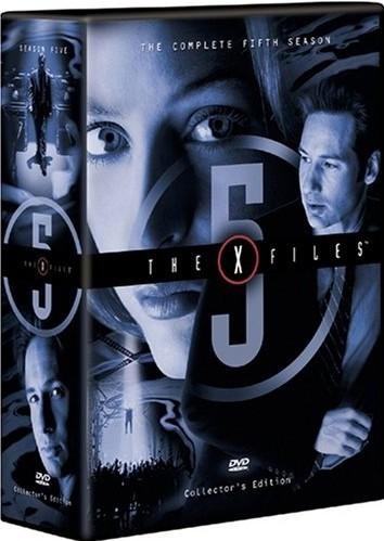 [DVD]X-ファイル5 DVD-BOX「海外ドラマ」