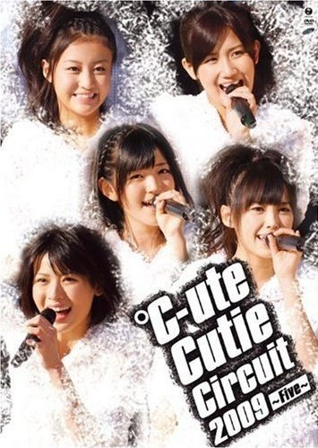 ℃-ute Cutie Circuit 2009~Five~