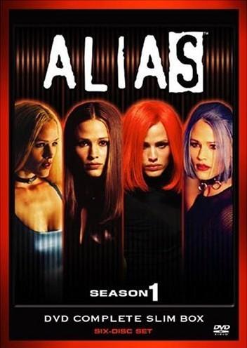 エイリアス シーズン1-5