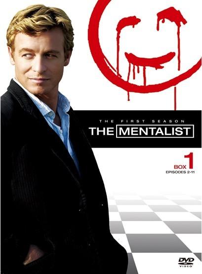 THE MENTALIST / メンタリスト 〈ファースト・シーズン〉・ボックス1