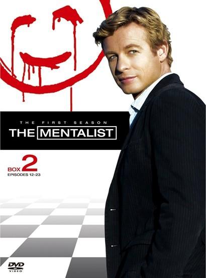 THE MENTALIST / メンタリスト 〈ファースト・シーズン〉・ボックス2
