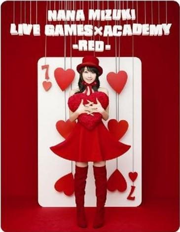 NANA MIZUKI LIVE GAMES×ACADEMY-RED-