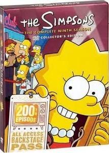 ザ・シンプソンズ シーズン 9