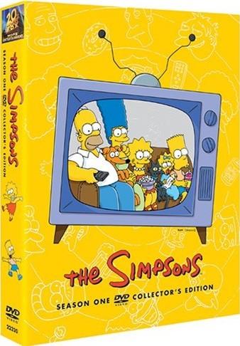 ザ・シンプソンズ シーズン 1