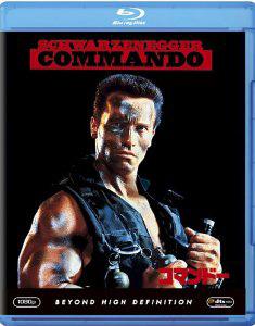 Blu-ray コマンドー