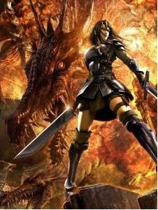 [DVD] ドラゴンエイジ -ブラッドメイジの聖戦-