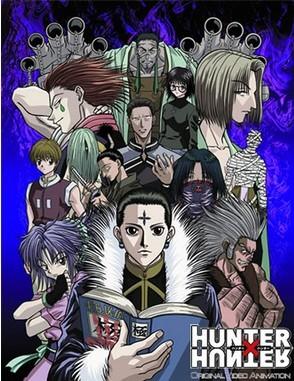 [DVD] HUNTER×HUNTER
