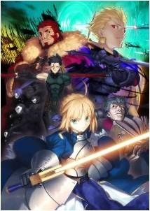 [DVD] Fate/Zero 1+2