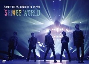 SHINee THE 1ST CONCERT IN JAPAN