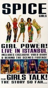 Girl Power Live in Istanbul