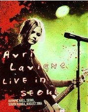 Avril Laviqne Live in Seoul