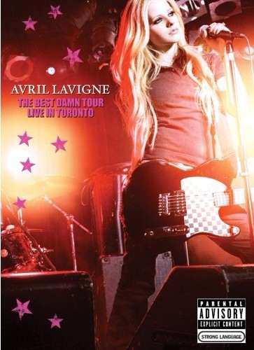 AVRIL LAVIGNE Best Damn Tour Live in Toronto